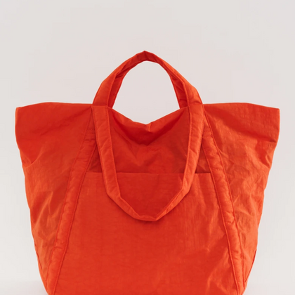 Baggu Travel Cloud Bag in Tomato