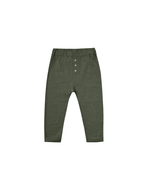 Rylee & Cru Cru Pant in Forest