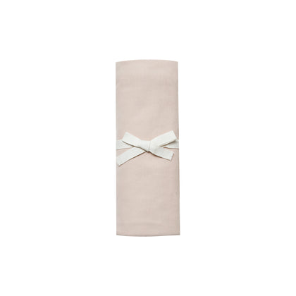 Quincy Mae Swaddle Blanket in Rose