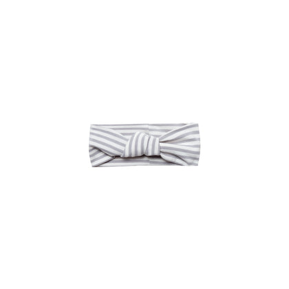 Quincy Mae Baby Turban in Stripe
