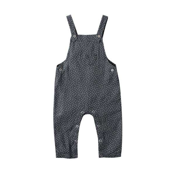 Rylee and Cru Baby Overalls