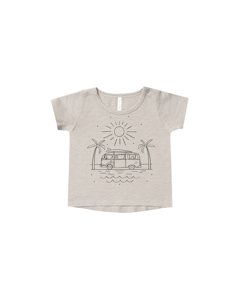 Rylee & Cru Coast Basic Tee