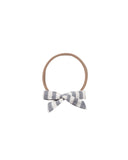 Rylee & Cru Stripe Bow Headband