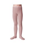 Collegien Ribbed Tights - Vieux Rose