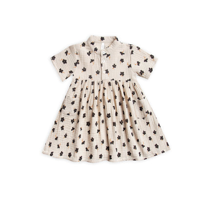 Rylee & Cru Winter Flower Esme Dress
