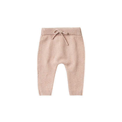 Rylee & Cru Baby Gable Pant in Rose