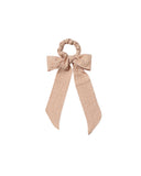 Rylee & Cru Hair Scarf Tie in Blush