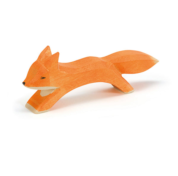 Ostheimer Wooden Fox Running
