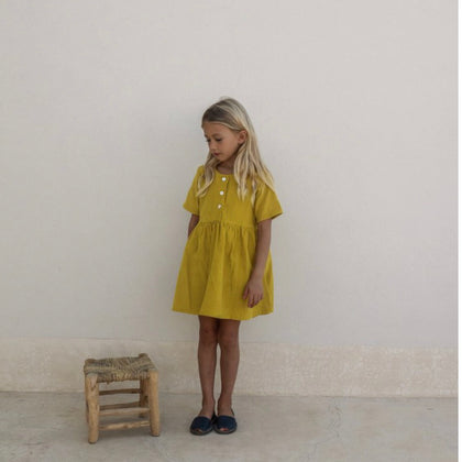 Yoli and Otis Francis Dress in Lisbon