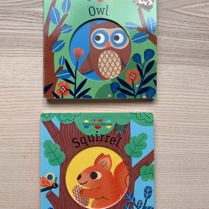 Tales of Nature Books - Owl