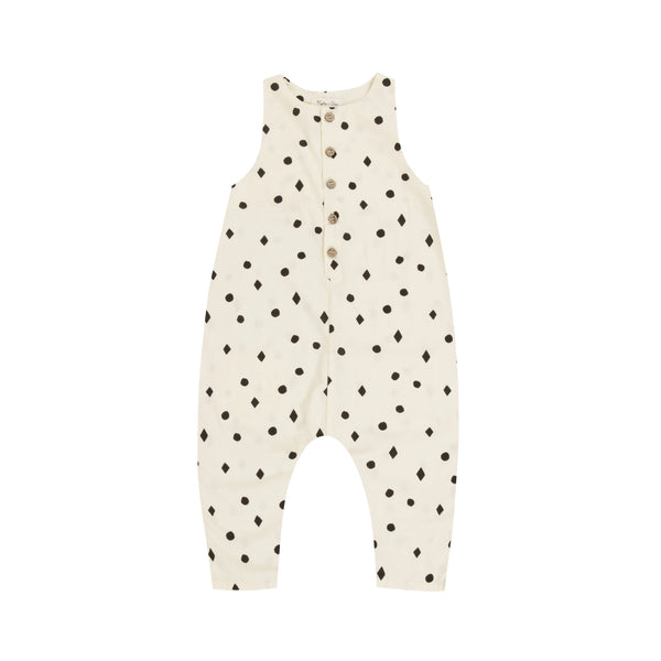 Rylee and Cru Dots n' Diamonds Jumpsuit