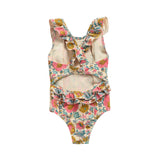 Louise Misha Bermuda Bathing Suit in Flowers