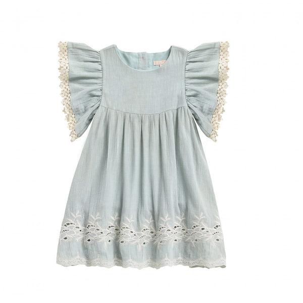Louise Misha Bahamas Dress in Almond