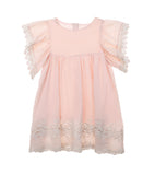 Louise Misha Bahamas Dress in Blush