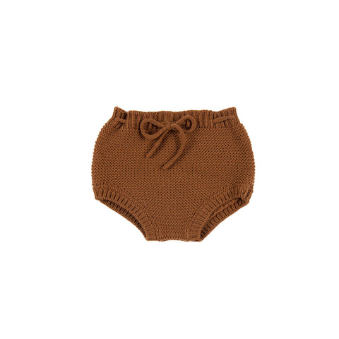 Rylee and Cru Knit Bloomer / Rust