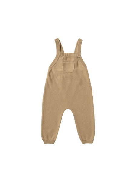 Quincy Mae Knit Overall Honey