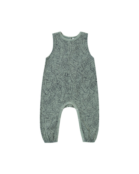 Rylee & Cru Monstera Mills Jumpsuit