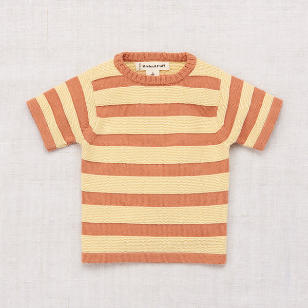 Misha & Puff Boardwalk T shirt in Clay