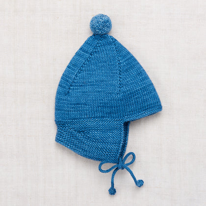 Misha & Puff Pointy Peak Hat in Cobalt