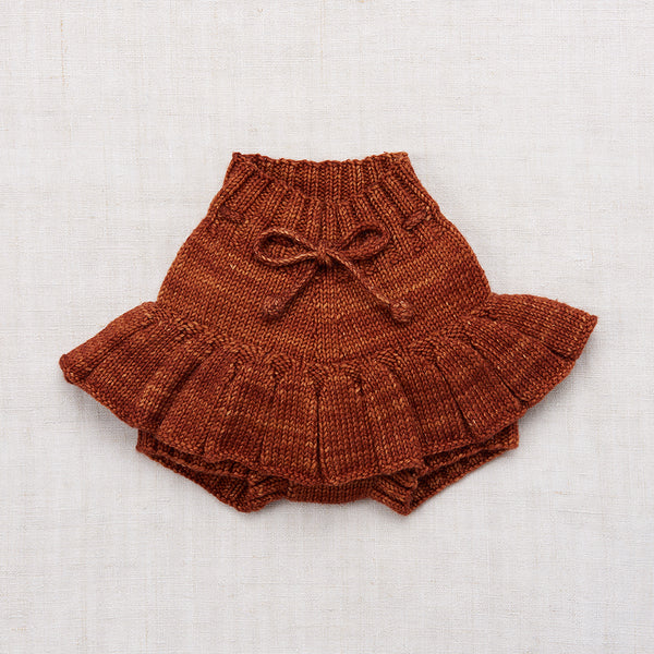 Misha & Puff Skating Pond Skirt in Terracotta