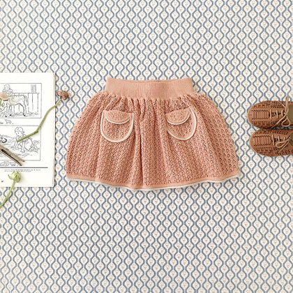 Soor Ploom Norma Skirt in Clay