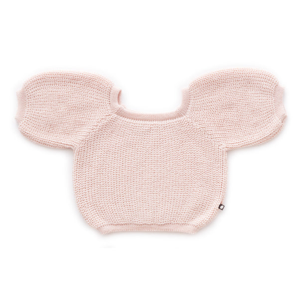 Oeuf Bubble Sweater in Light Pink