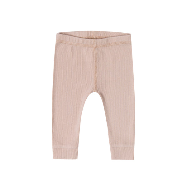 Rylee & Cru Ribbed Legging in Rose