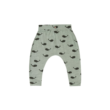 Rylee & Cru Whale Slouch Pant