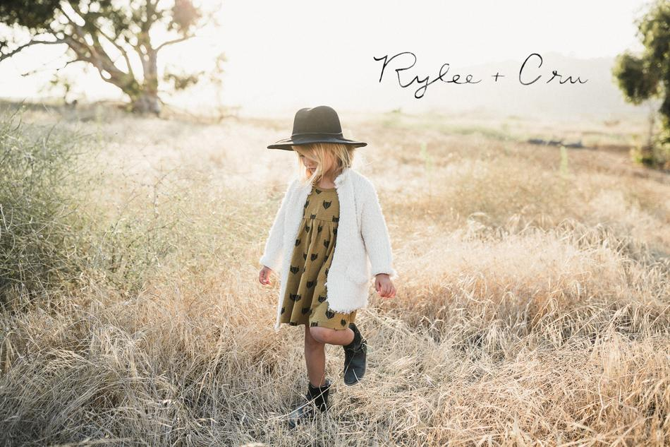 Rylee and Cru Fall Collection.