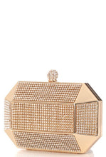 Load image into Gallery viewer, Downtown Girl Rhinestone Mini - Clutch
