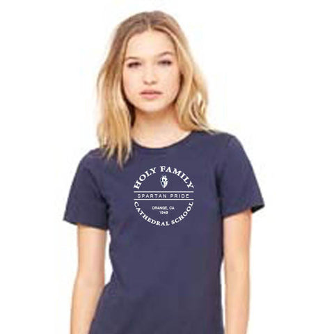 Women Circle Logo T-Shirt