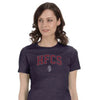 Women Classic 50/50 Heather T-Shirt