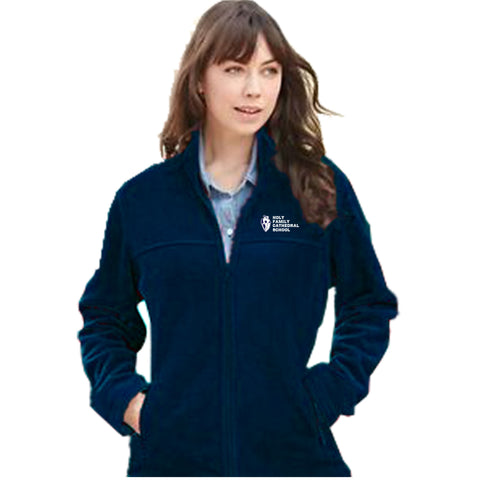 Women Sport Fleece Full-Zip Jacket