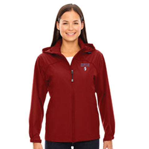 Women Techno Lite Jacket (Embroidery)