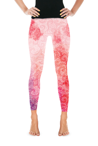 Watercolor Dream Leggings