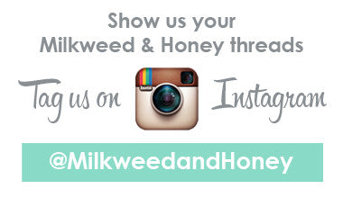 Milkweed & Honey on instagram