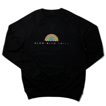 Merch: Glow With Pride Sweater
