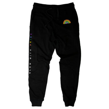 Merch: Glow With Pride Joggers