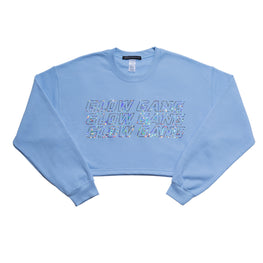 Glow Gang Crop Sweater