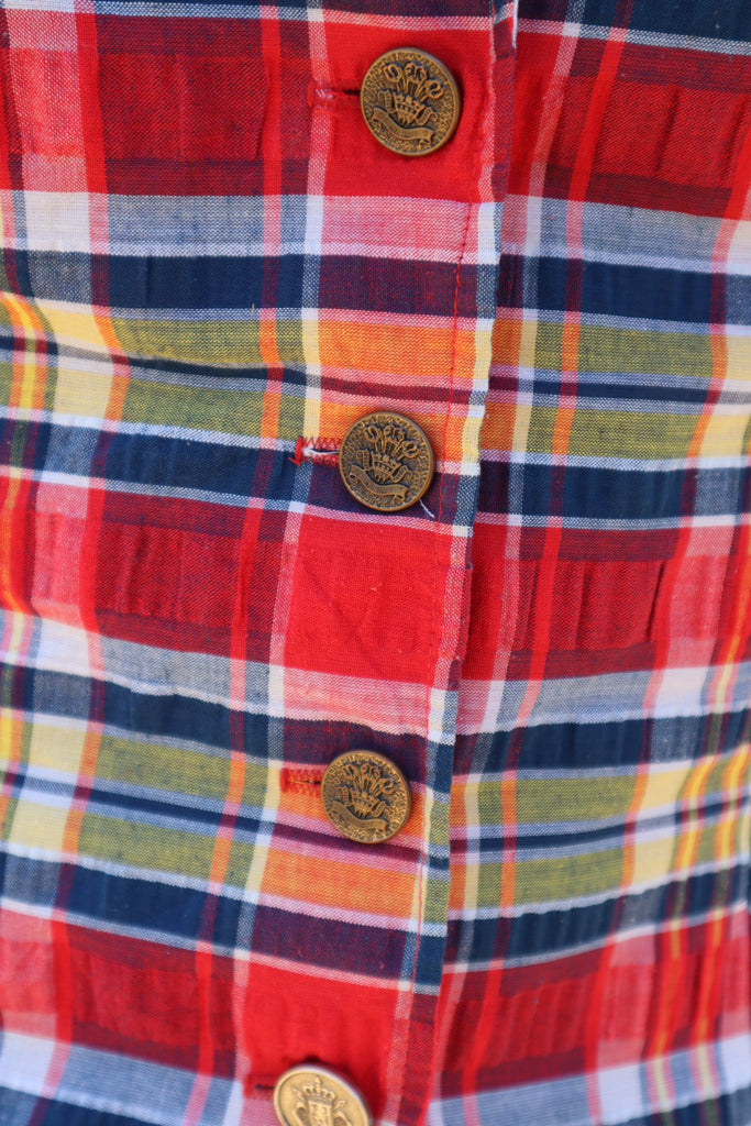 Vintage American Made 1950s Shirt