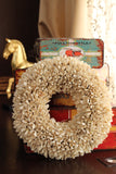 Unity White Wreath