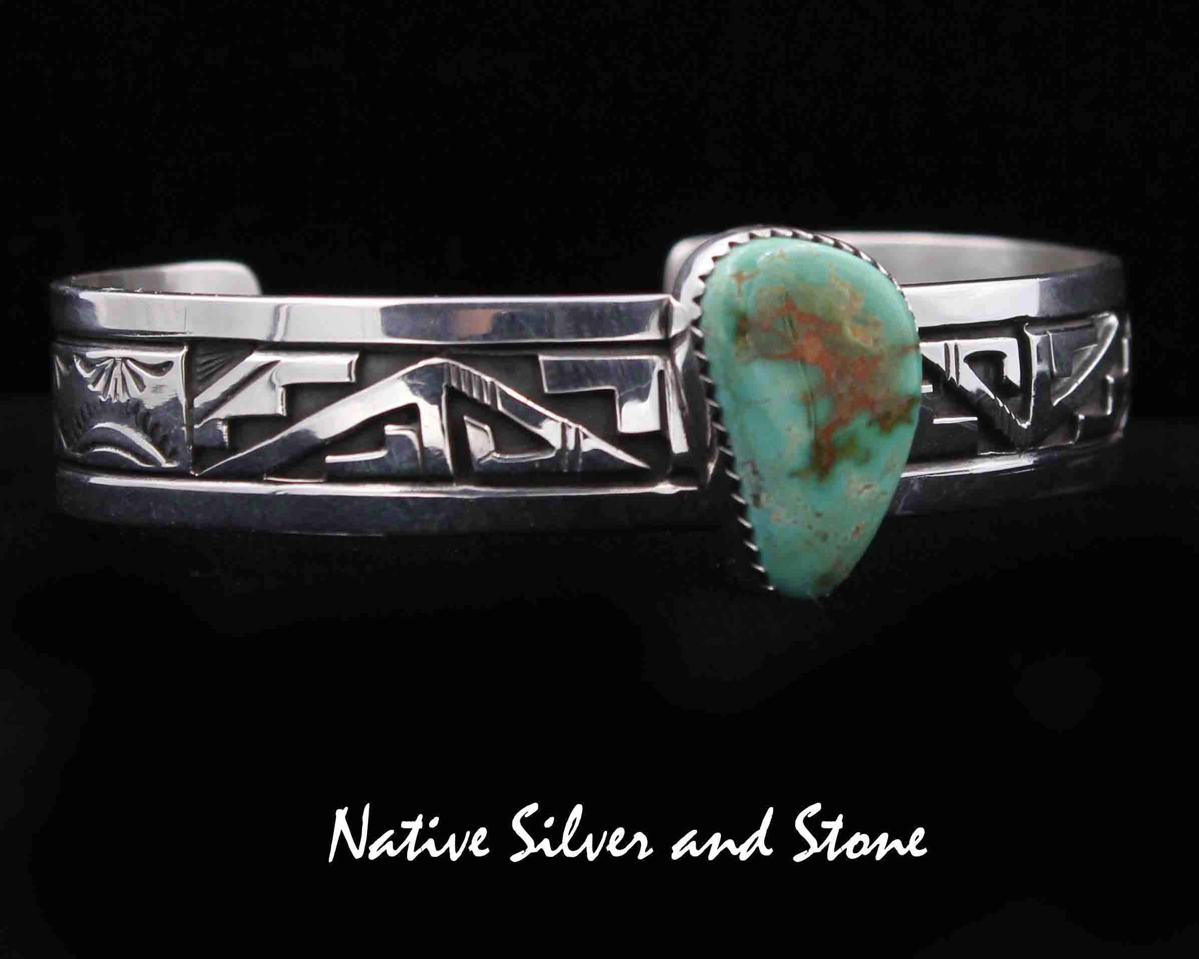 Peter nelson native american navajo jewelry native silver peter nelson navajo jewelrybrbracelet cuff 12br buycottarizona Images