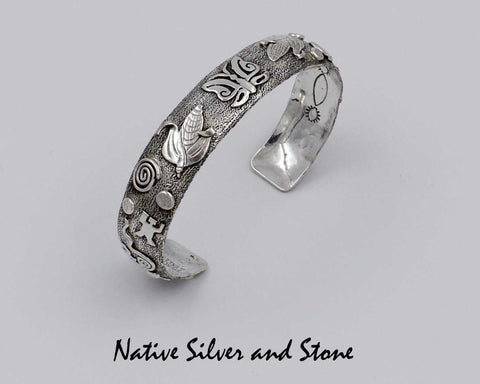 Scott Skeets Native American Navajo Jewelry Native Silver