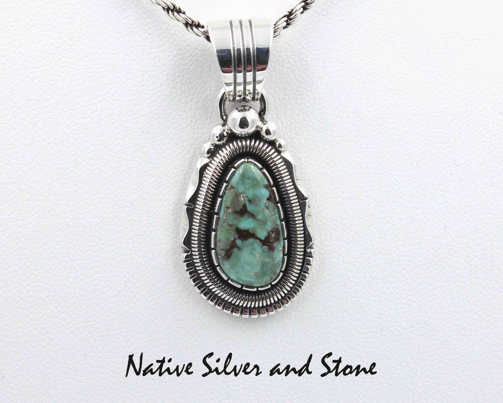 turquoise navajo bird img products necklace pendant rare