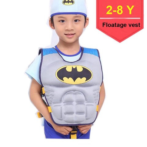 2-6 Years Baby Swim Vest Float
