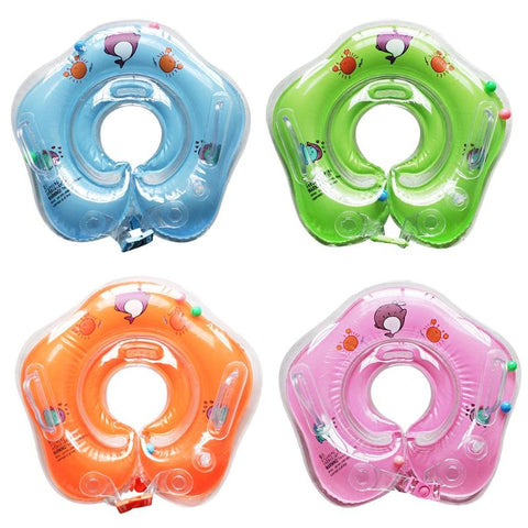 Baby Swimming Neck Ring Tube