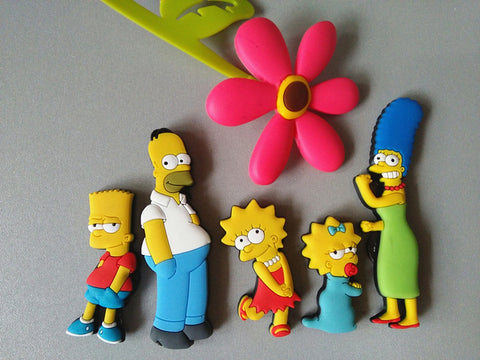 Homer Simpson family cartoon