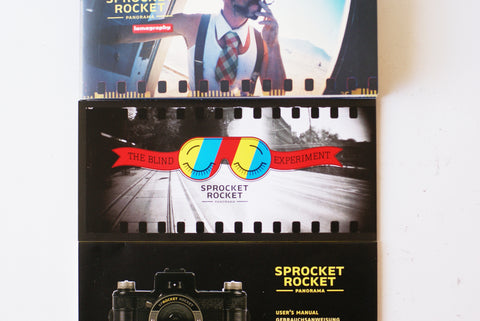 Sprocket Rocket Camera : The lomography sprocket rocket part one the unboxing filmneverdie