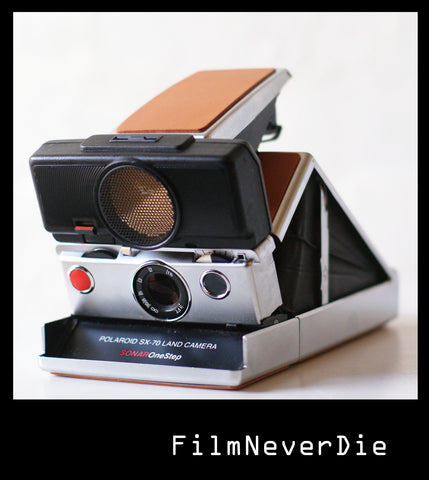 aa36b35f90 When Polaroid first brought out their range of foldable SX-70 cameras, it  revolutionised the way instant photos were taken. Folding into a  collapsible ...