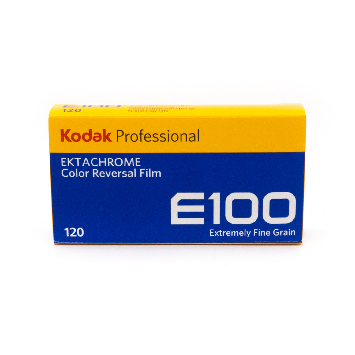 Kodak Ektachrome E100 Colour Positive Film (120)
